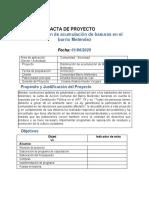 Acta 1 Inicio Proyecto