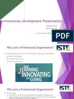 educ 630- professional development presentation