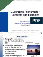 21 April 2020_Geographic Phenomena - Concepts and Examples_Prasun Kumar Gupta