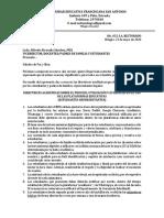 DIRECTRICES ACADEMICAS-ESTUDIANTES Y REPRESENTANTES