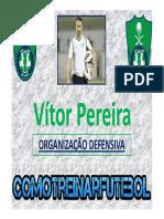 VÍTOR PEREIRA - ORGANIZAÇÃO DEFENSIVA