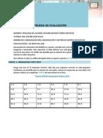 Examen Oficial -  Organización y Gestión Centros actual