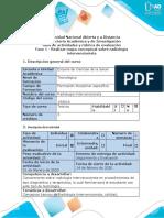 Fase 1-Guía de actividades y Rúbrica de evaluación  - Realizar mapa conceptual sobre radiología intervencionista.doc