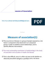 L_1Measure of Associations