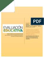 LIBRO AUTONOMO DE EVALUACION EDUCATIVA