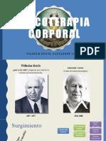 Exposición psicoterapia Corporal