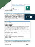 Programa Fisioteràpia Salut Mental 2013-14 Castellà