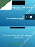 AYUDAS COMPLETAS  DERECHO PENAL MILITAR  Y PP MILITAR  ESCAR 2020