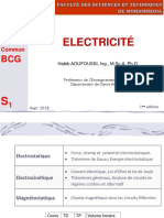 E211 Electrostatique BCG Sept 2019