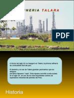 Presentacion de la Refineria Talara