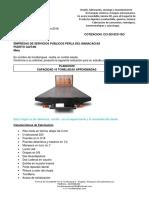 CCI-2018331-RO PLANCHON CON CAPACIDAD DE 10 TONELADAS APROXIMADAS Incluye chasis