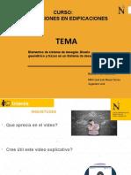 PPT - SEMANA 05- INSTALACIONES EN EDIFICACIONES - UG 2020 1.pptx