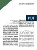 Implementación del Control PID para el Dimensionamiento Longitudinal con Retroalimentación con sensor Ultrasónico