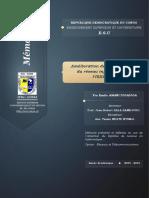 Memoire de Licence Reseaux Et Telecommun