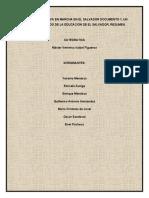 Reforma Educativa - Documento I - parte I