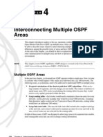 OSPF-Interconnecting Multiple Areas