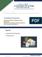 DBD - Clase 13 Comandos Transaccion (1).pdf
