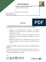 FT1 - UFCD 4647 - Liderança - Correção