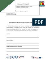 FT2 - UFCD 4647 - Competências Necessárias à Coorenação de Equipas