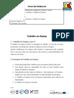 FT3 - UFCD 4647 - Trabalho em Equipa - Correção