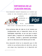 educacininicialimportancia-160718002618