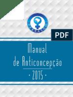 Manual Anticoncepcao 2015 Febrasgo