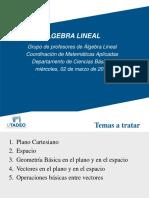 Magistral 6 Algebra lineal