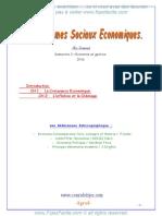 problèmes Economiques et sociaux
