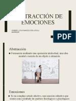 Abstracción de Emociones.pptx