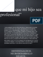 ANEMIA MATERNA Y LA REPERCUSION EN EL NEURODESARROLLO
