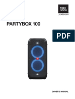 JBL_PartyBox_100_Owner's_Manual_EN