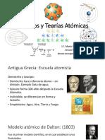 Modelos y Teorías Atómicas (1)