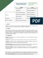 CTG-PR-M-TD-009-GA Sold Exoterm para el Monit de Pot