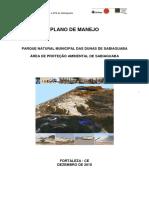 Plano de Manejo Da Sabiaguaba