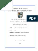 Monografia Quiebra y Liquidacion