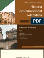 Historia denominacional Adventista.pptx