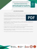 CUO. Protocolo 2. Aislamiento ante sospecha de contagio