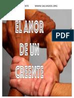 EL AMOR DE UN CREYENTE