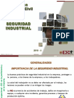 Generalidades Historia Seguridad Industrial 2019 II