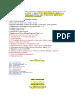 CNHP 6000 Final Exam Study Guide