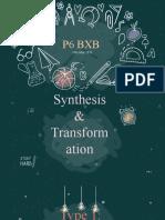 P6 Grammar & Synthesis