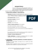 Informe Técnico - Huanuco