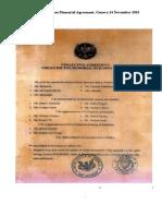 1963 11 14 Green Hilton Memorial Agreement