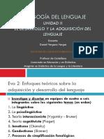 II 01 video 1 adquisición y desarrollo del lenguaje