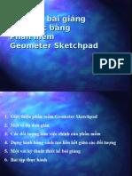 Hướng dẫn sử dụng GeomSket