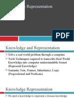 11 - Knowledge Representation
