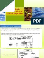 Lecture notes Handling & transportation of  F&V 2