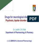 Antipsychotics Bipolar Disorders OCD