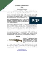 Clases de Fusiles Vinicio
