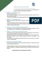Instrucciones  - Táctico - Internacional